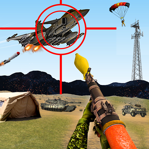 Modern Jet War Fighter: Shooting Game