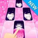 Dream Cat Piano Tiles: Free Tap Music Game 2020