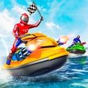 Jet Ski Racing Games: Jetski Shooting - Boat Games
