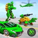 Turtle Robot Animal Rescue – Robot Car Transform