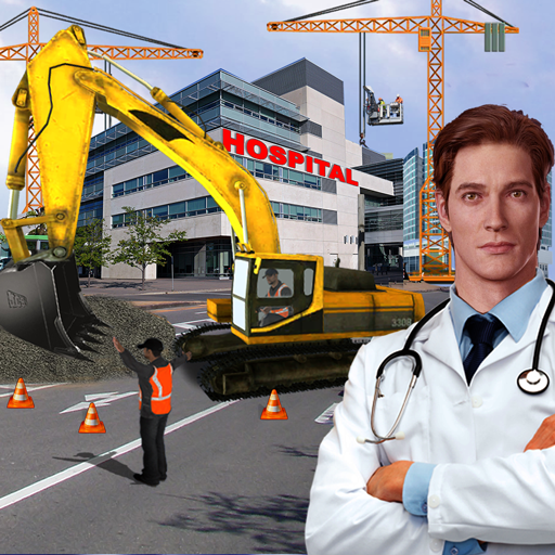 City Hospital Building Construction Building Games