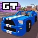 Blocky Car Racer - free racing game