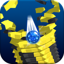 Twisty Stack Breaker - Ball Fall Jump 3D Stack