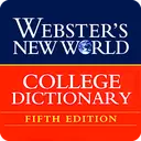 Webster College Dictionary