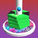 Stack Pop 3D - Helix Ball Blast