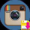 ذخیره تصاویر اینستاگرام