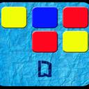 مربع های رنگی