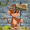 Runner Monkey Adventures - Running Games