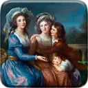 19th Century Paintings Switch Puzzle