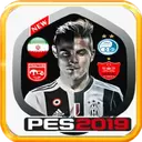 فوتبال PES 2019 و استقلال، پرسپولیس
