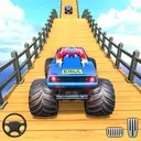Mountain Climb Stunt: Off Road Car Racing Games