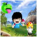 بازی قارچ و سیب