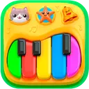 Piano for babies and kids