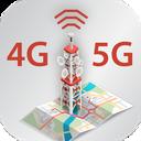 Internet Speedtest Meter 3G 4G 5G Speed Test Meter