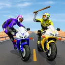 Moto Bike Attack Race 3d games