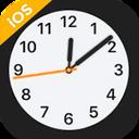 iClock iOS - Clock iPhone Xs, Phone 12