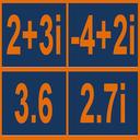 ماتریس اعداد مختلط 8*8