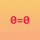 0=0 - معمای ریاضی