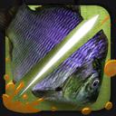 فروت نینجا ایرانی (سبزی پلو ماهی)