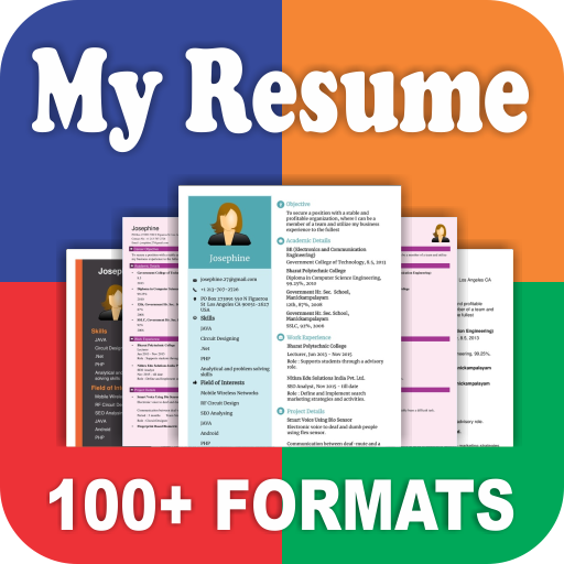 Resume Builder App Free Cv Maker Pdf Templates For Android Download Cafe Bazaar