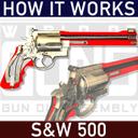 How it Works: S&W 500 revolver