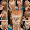 training various types hairtexture