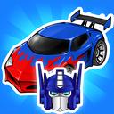 Merge Battle Car: Best Idle Clicker Tycoon game