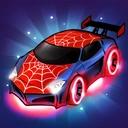 Merge Cyber Cars: Sci-fi Punk Future Merger