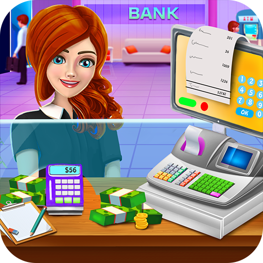 Bank Cashier and ATM Machine Simulator