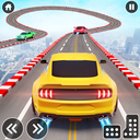 Mega Ramp Car Racing:Extreme Car Stunts Games 2020