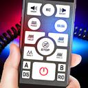 Siren sounds set: emergency siren vehicle system