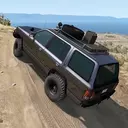 Offroad SUV Jeep Driving Racing Car Games 2021