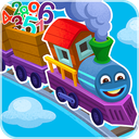 Happiness Train - Free Educational Games For Kids
