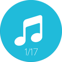 1/17Music Player موزیک پلیر حرفه ای