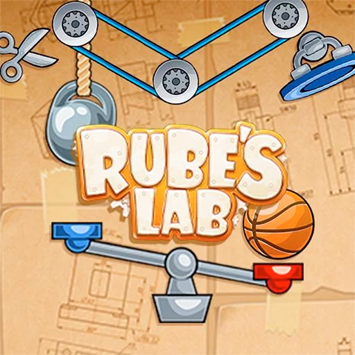 Rube's Lab - Physics Puzzle