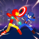 Super Stickman Heroes Fight