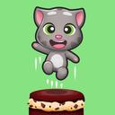Talking Tom Cake Jump