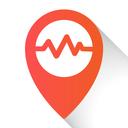 زلزله نگار - زلزله، نقشه و جزئیات