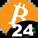 Crypto coin map