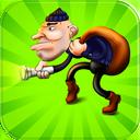 بازی دزد فراری و پلیس