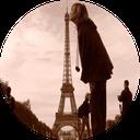 عکس در پاریس