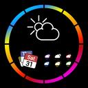 هواشناسی دقیق+تقویم98