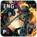 Comic Amazing SpiderMan-Ghost Rider