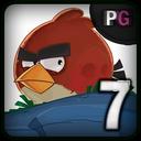 پرندگان خشمگین | قسمت هفتم
