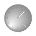 Persian Analog clock wallpaper Demo