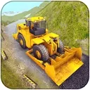 Uphill Road Builder Sim 2019: Road Construction