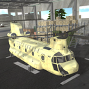 Army Helicopter Marine Rescue