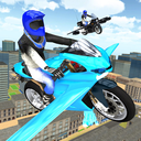 Flying Motorbike Simulator