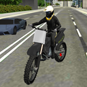 Police Bike City Simulator