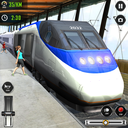 Train Driving Simulator 2020: New Train Games